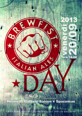 Degustazione birre Gradi Plato - Brew Fist