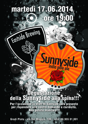 Sunnyside India pale ale